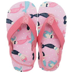 Flip Flop - Mermaid - Pink