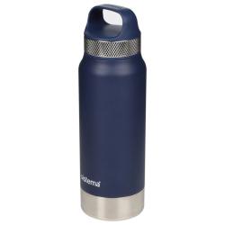Hydrate Stainless Steel Water Bottle - 650ML - Blue