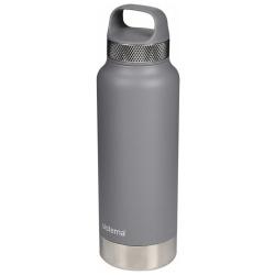 Hydrate Stainless Steel Water Bottle - 650ML - Gray