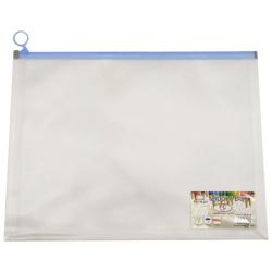Benge Plastic Zipper Bag  - Random Color