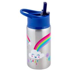 Flip Top Stainless Steel Bottles 530ML - Rainbow