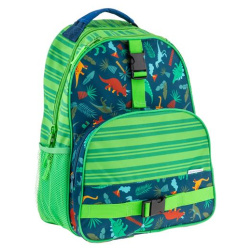 All Over Print 16 Inch Backpack - Dino