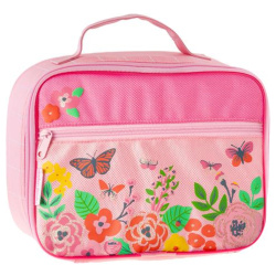 Lunch Bag - Butterfly Floral