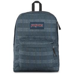 Superbrek Woven Stripespnt 16 Inch Backpack