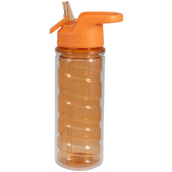 Tritan Twist Water Bottle 473 ML - Orange