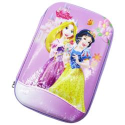 Pencil Case - Princess - Purple