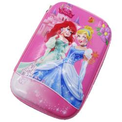 Pencil Case - Princess - Pink