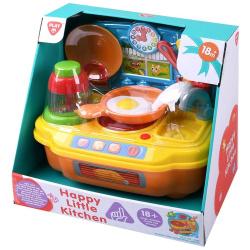 Happy Little Kitchen