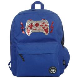 Flip Sequin18 Inch Backpack - Steve For Boys