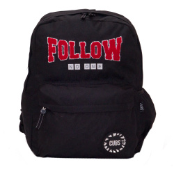 Junior Student 16 Inch Backpack - Follow No One