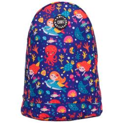 Pre School 16 Inch Backpack - Mermaids & Dolphins