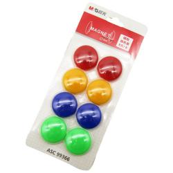 Whiteboard Magnet - 8 Pcs