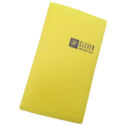 Name Card With Cover - 120 Pocket - Random Color
