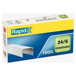 Rapid Standard Staples 24/6
