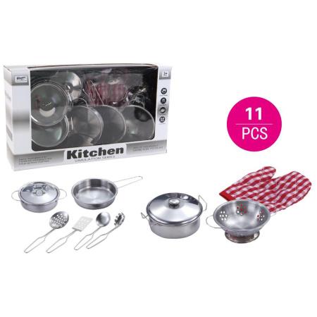 Kitchen Simulation Series - 11 Pcs