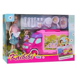 Kaibibi Dolls - Picnic Time