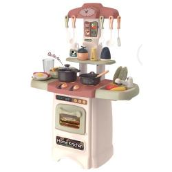 Kitchen Set With Light & Sound - 29 Accessories