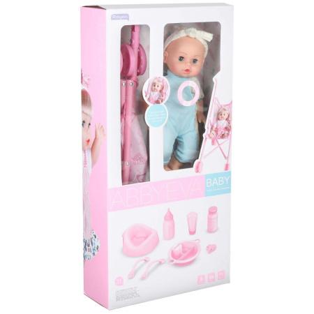 Abbyeva Baby Born Play Set