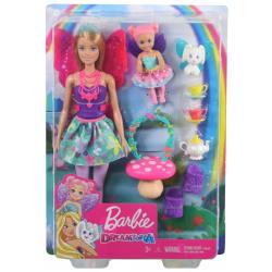 Barbie Doll - Fantasy Story Set