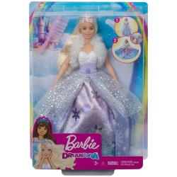 Barbie Doll - Fashion Reveal Princess
