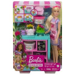 Barbie Doll - Flower Shop